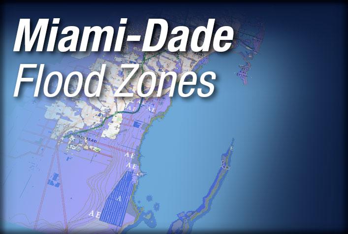 Miami-Dade Flood Zones