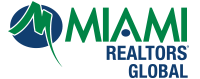MIAMI REALTORS Global logo