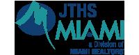 JTHS-MIAMI a Division of MIAMI REALTORS logo
