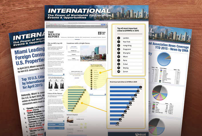 MIAMI Global - Co-branded Flyers