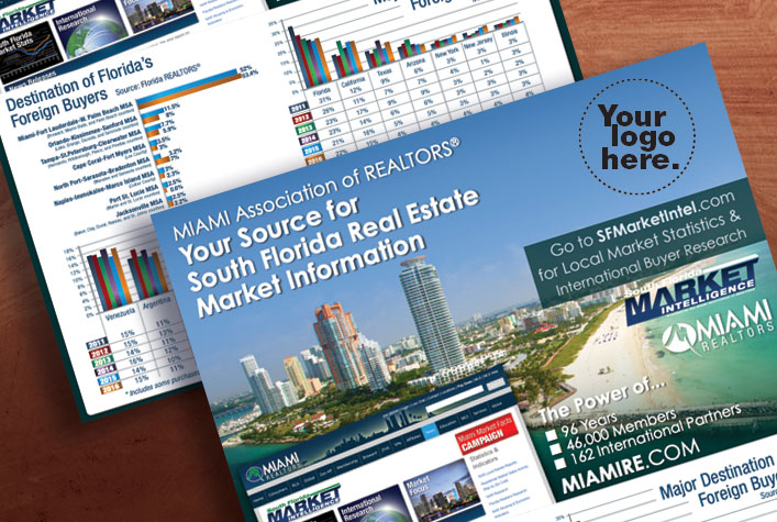 South Florida Market Intellegence - Co-branded flyers
