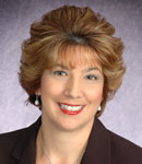 Terri Bersach, 2010 president of the Broward County Board of Governors of the MIAMI Association of REALTORS