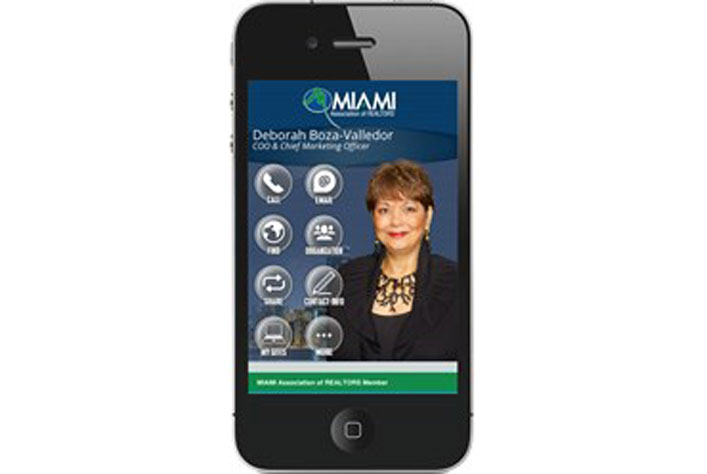SavvyCard MIAMI empowers MIAMI Association of REALTORS® members to easily deploy mobile-optimized mini-websites for themselves, their listings and other properties - in just a few minutes.