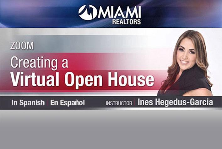 Creating a Virtual Open House