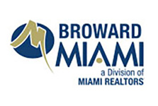 MIAMI Realtors Broward logo in color