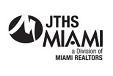 MIAMI Realtors JTHS logo in black