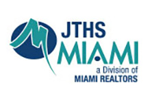 MIAMI Realtors JTHS logo in color