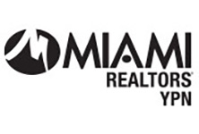 MIAMI Realtors YPN logo in black