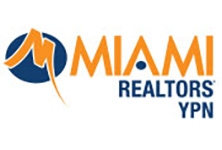 MIAMI Realtors YPN logo in color