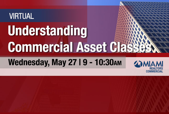 Commercial Assets, Part II: Industrial, Land and Investments