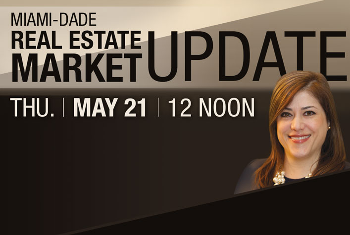 Webinar: Miami-Dade Real Estate Market Update with Lynda Fernandez