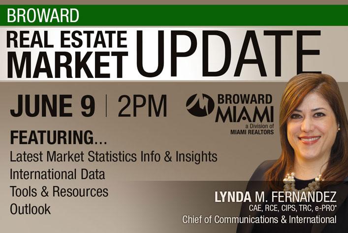Broward County Real Estate Market Update with Lynda Fernandez
