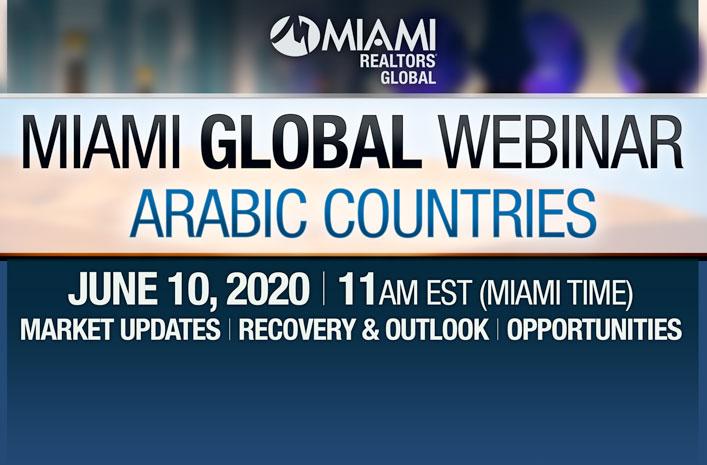 MIAMI Global Webinar - Arabic Countries