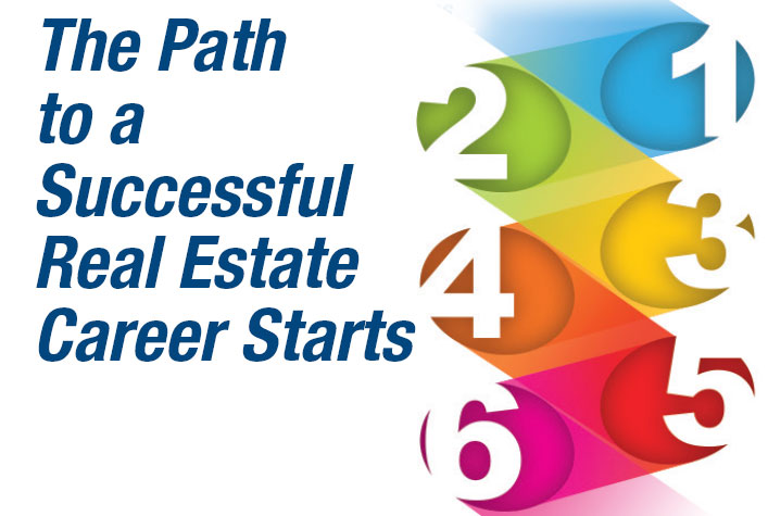 The Path to a Successful Real Estate Career Starts