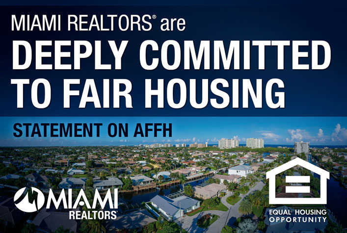 Deeply Committed to Fair Housing