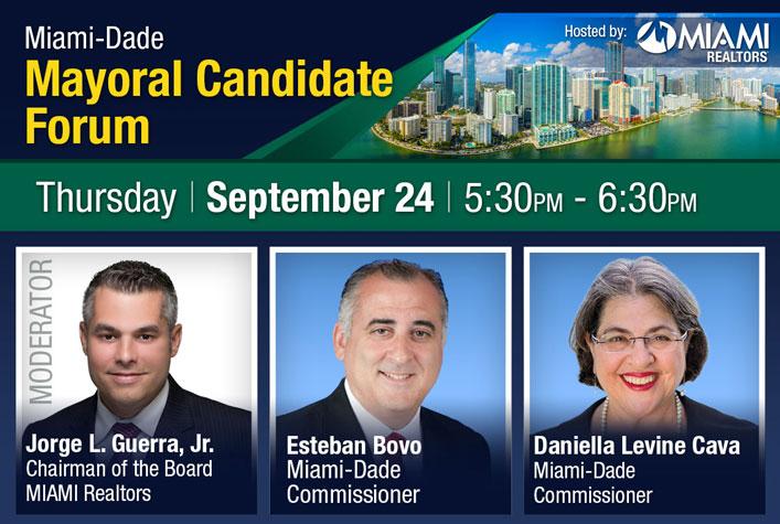 Miami-Dade Mayoral Forum