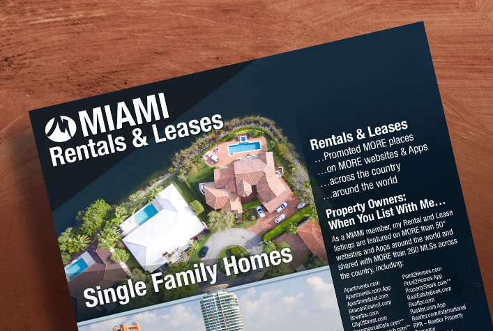 MIAMI Rentals and Leases