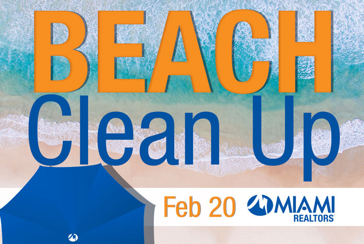 Beach Clean UP - February 20