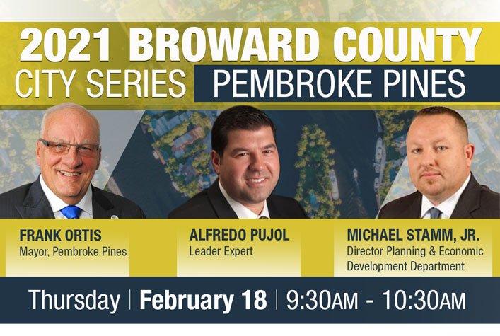 Broward County City Series – What's New in Pembroke Pines