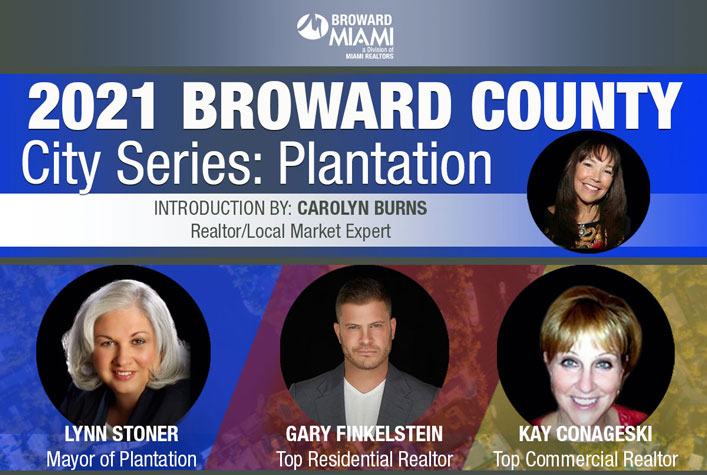 Broward County City Series - What's New in Plantation