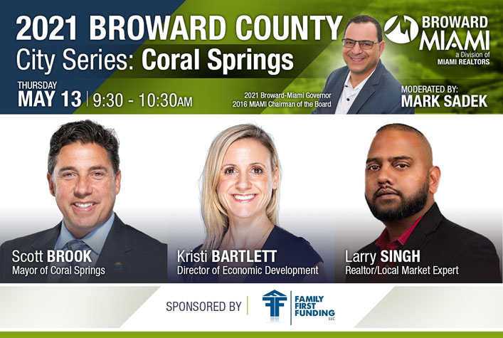 Broward County City Series - What's New in Coral Springs