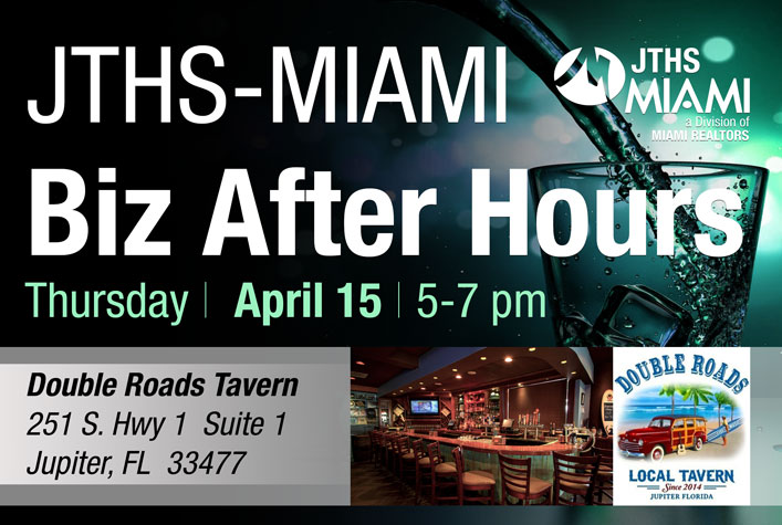JTHS-MIAMI Biz After Hours