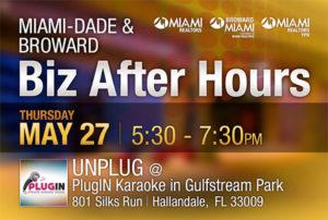 Miami-Dade & Broward Biz After Hours