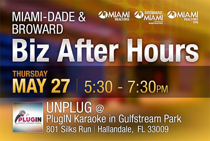 Miami-Dade & Broward Biz After Hours