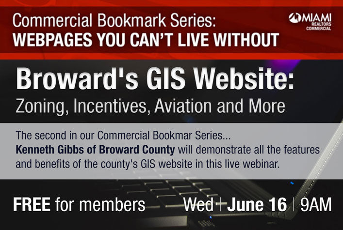 Broward's GIS Website: Zoning, Incentives Aviation and More