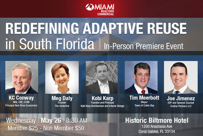 Redefining Adaptive Reuse in South Florida