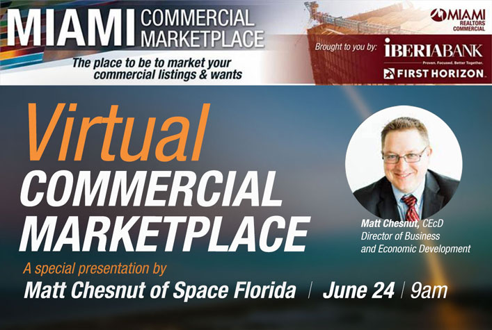 Virtual Commercial Marketplace