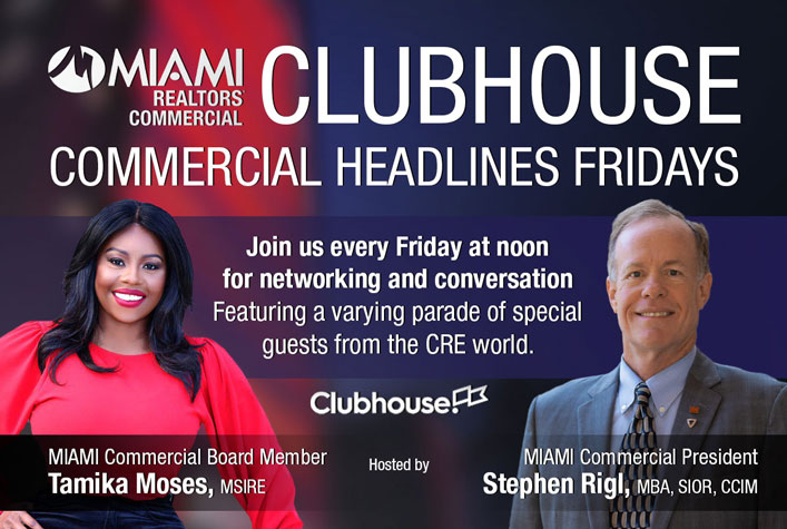 MIAMI Commercial Headlines Friday - Clubhouse