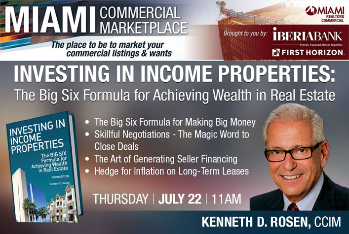 Miami Commercial Marketplace with Ken Rosen