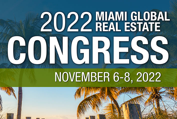 2022 International Real Estate Congress