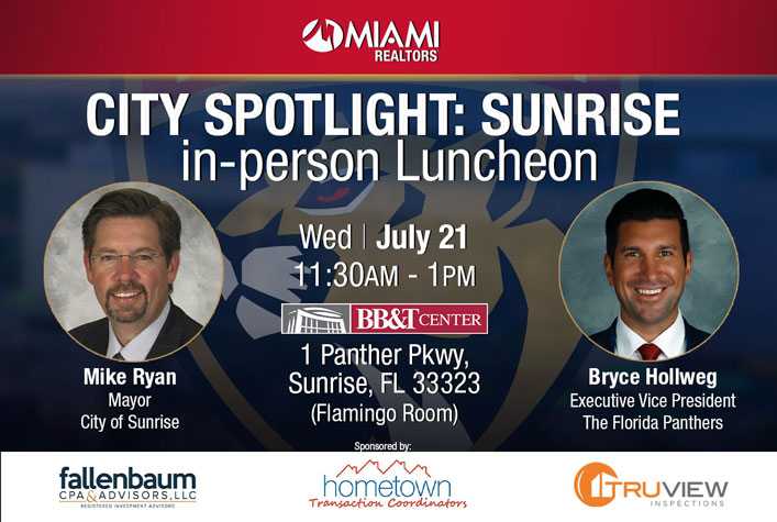 City Spotlight Sunrise Luncheon