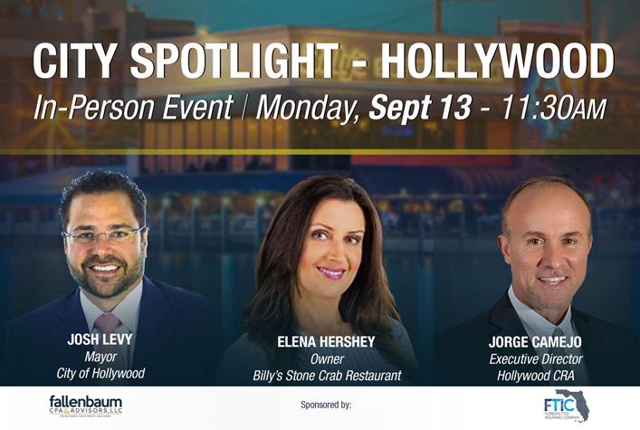 City Spotlight Hollywood Luncheon