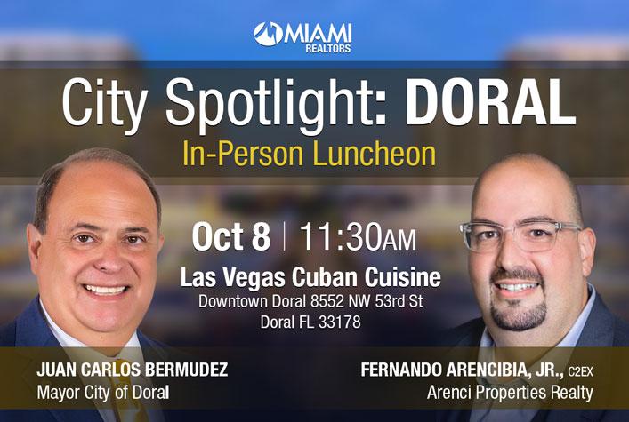 City Spotlight - Doral