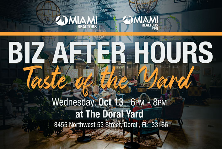 Biz After Hours - The Doral Yard