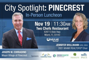City Spotlight - Pinecrest In-Person Luncheon