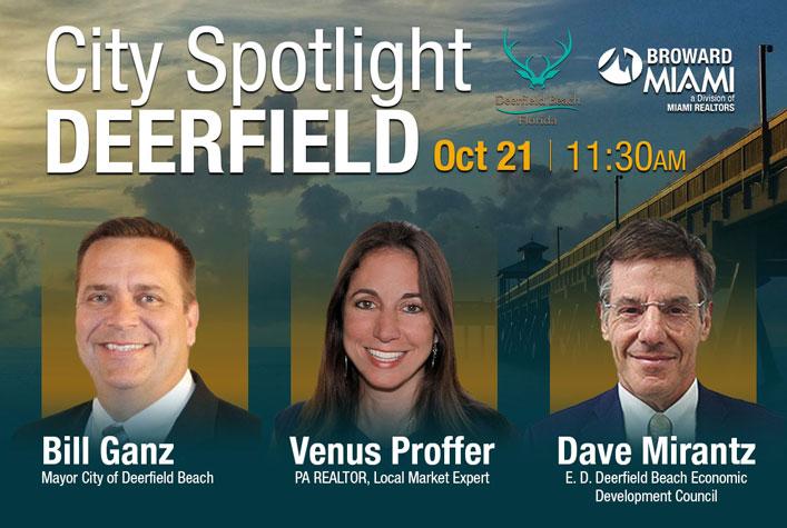 City Spotlight - Deerfield Beach In-Person Luncheon