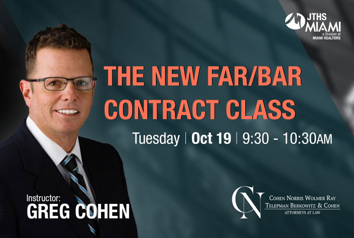 The New FARBAR Contract Class
