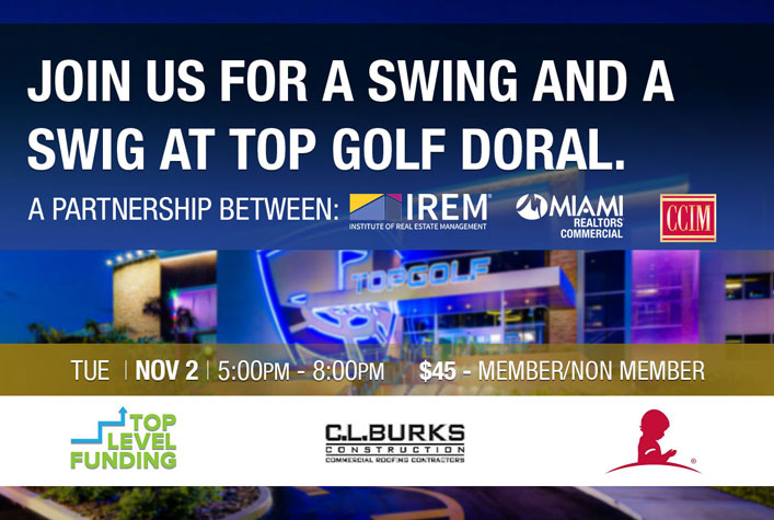 Top Golf Commercial Networker